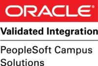 Oracle Logo. Validated Integration. PeopleSoft Campus Solutions